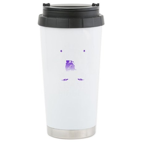 MUST LOVE Morkies Thermos Can Cooler