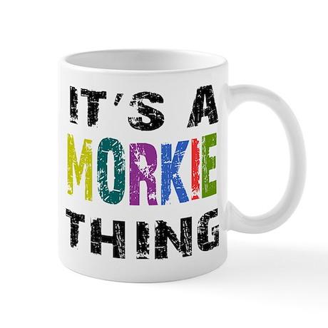 Morkie THING Mug