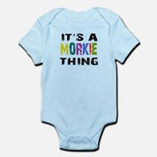 Morkie THING Infant Bodysuit