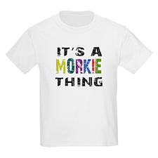 Morkie THING T-Shirt