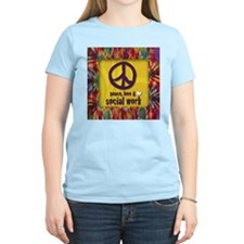 3-PeaceLogo T-Shirt