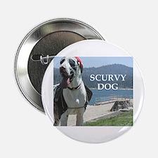 Scurvy Dog Button