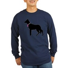 German Shepherd Breast Cancer Support T