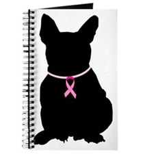 French Bulldog Breast Cancer Support Journal