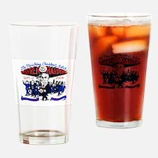 2004 Warren G Harding Drinking Glass