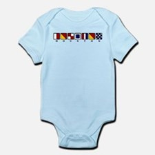 Nautical Houston Infant Bodysuit