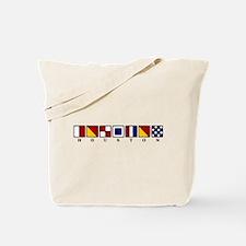 Nautical Houston Tote Bag