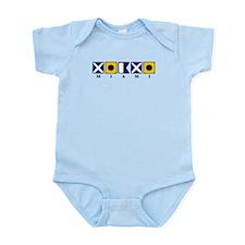 Nautical Miami Infant Bodysuit