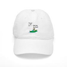 My Boat Baseball Cap