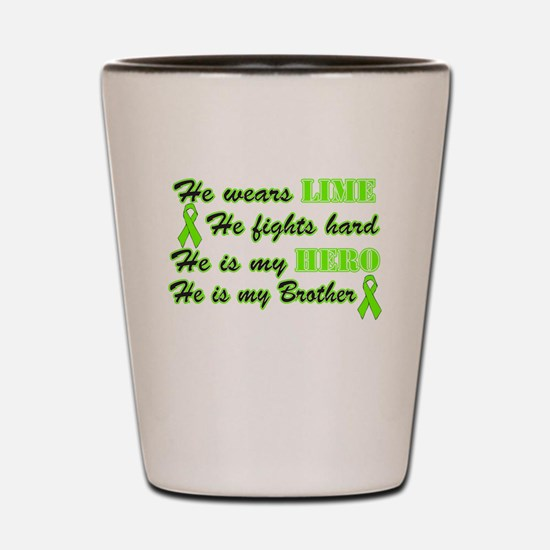 He is Brother Lime.png Shot Glass