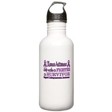 Leiomyosarcoma Fighter Survivor.png Water Bottle