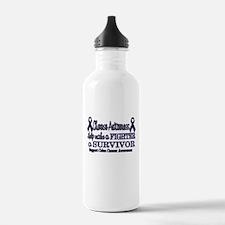 Colon Fighter Survivor.png Water Bottle