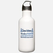 Prostate Fighter Survivor.png Water Bottle
