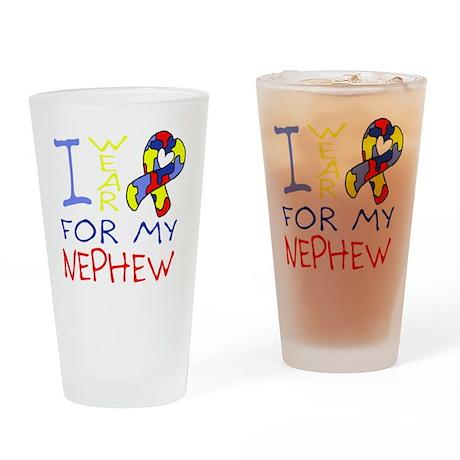 For my nephew Drinking Glass