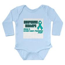 Cervical Awareness Matters.png Long Sleeve Infant