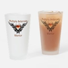MS Warrior.png Drinking Glass