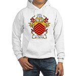 Van Egmond Coat of Arms Hooded Sweatshirt