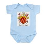 Van Egmond Coat of Arms Infant Creeper