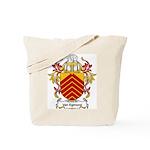 Van Egmond Coat of Arms Tote Bag