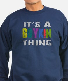 Boykin THING Sweatshirt (dark)