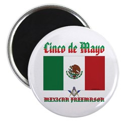 Cinco De Mayo Magnet