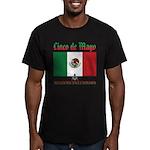 Cinco De Mayo Mason Men's Fitted T-Shirt (dark)