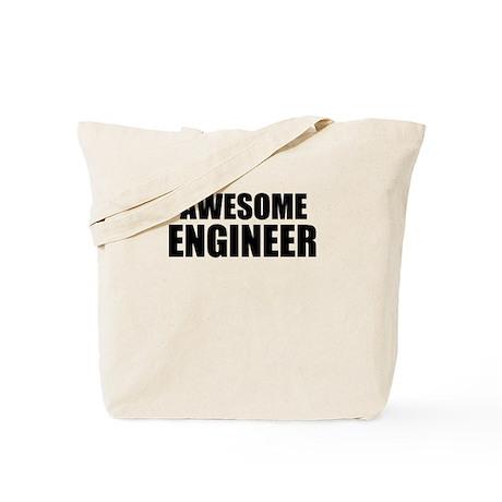 Awesome engineer Tote Bag
