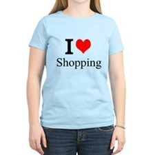 I Love Shopping T-Shirt
