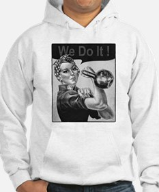 We Can Do It Kettlebells Hoodie