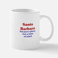 Santa Barbara State Mug