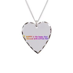 HappyIsTheHomeBlessed-PAWS-LONG.png Necklace