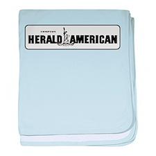 Compton Herald American baby blanket