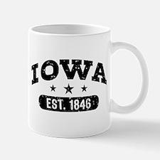 Iowa Est. 1846 Mug