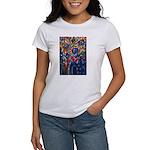 city life abstract Women's T-Shirt