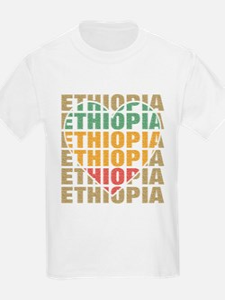 J2UD_EthiopiaGlitter 7x7 T-Shirt