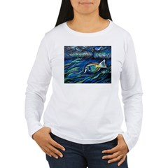 aquarium Women's Long Sleeve T-Shirt