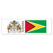 Guyana Bumper Sticker