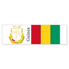 Guinea Bumper Sticker