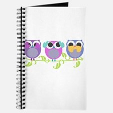 see hear speak no evil owls Journal
