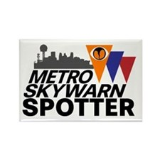 Metro Skywarn Spotter Magnets