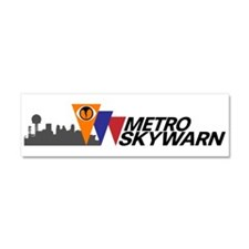 Skywarn Car Magnet 10 x 3