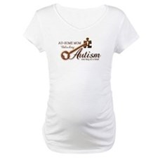 Au-some Mom Unlocking Autism Shirt