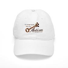 Au-some Mom Unlocking Autism Baseball Cap