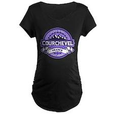 Courchevel Violet T-Shirt