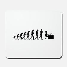 True Evolution Mousepad