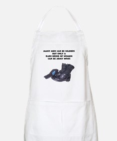 Army Wives Rare Breed BBQ Apron