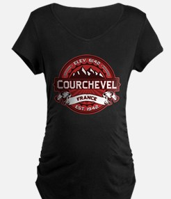 Courchevel Red T-Shirt