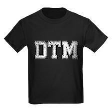 DTM, Vintage, T