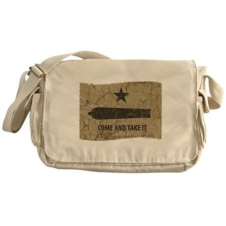 Come and Take It Messenger Bag