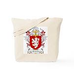 Van Bronckhorst Coat of Arms Tote Bag